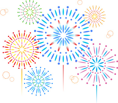90624. Fireworks 1