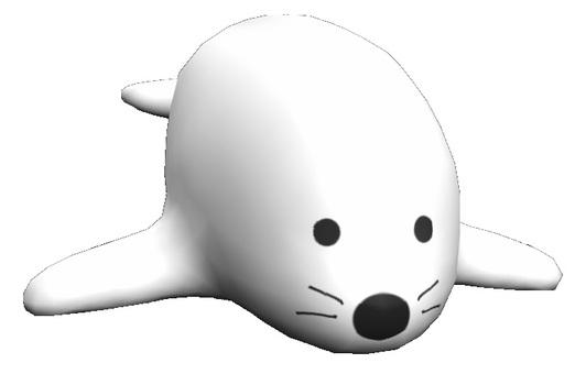 Baby seal seal