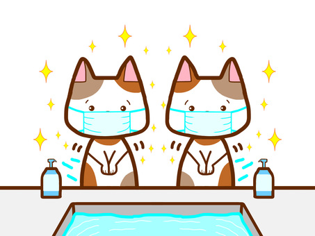Good friend cat sanitization