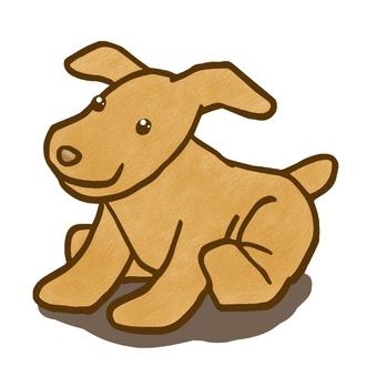 Dog Plushy
