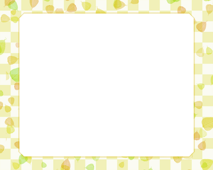 Leaf frame 8