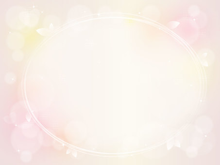 Japanese-style background with pink line