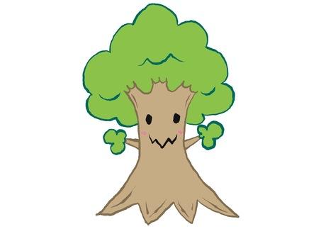 森の大木さん(キャラクター)