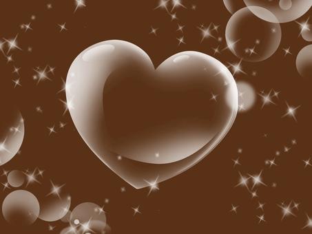 Background · Valentine · Heart's chocolate