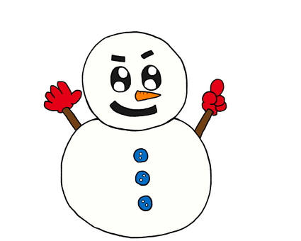 Snowman kun (pointer)
