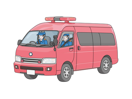 Command car