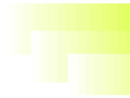 Three-step gradation