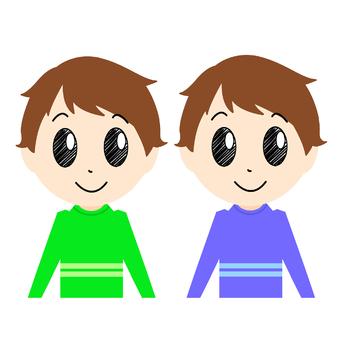 Boys / twins ①