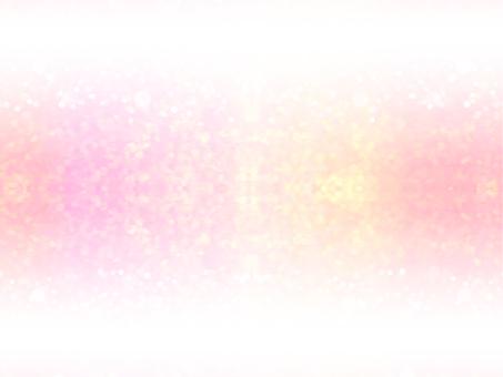 灰塵混合點7(粉紅色白色)