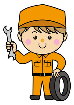 Male 23_06 (workers, workers, tires)
