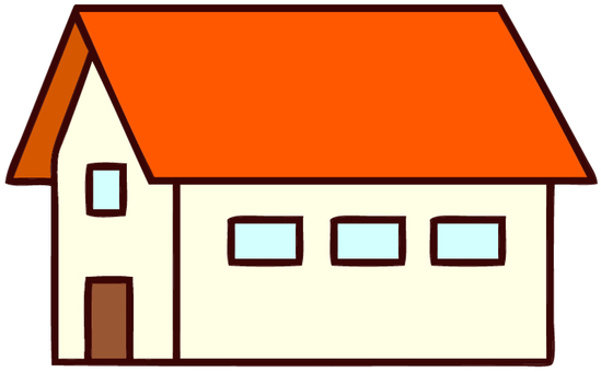 Illustration of a house