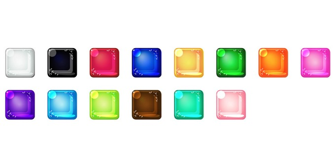 Glitter block