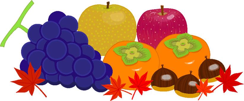 Autumn fruit 2