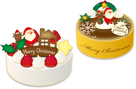 Christmas cake summary