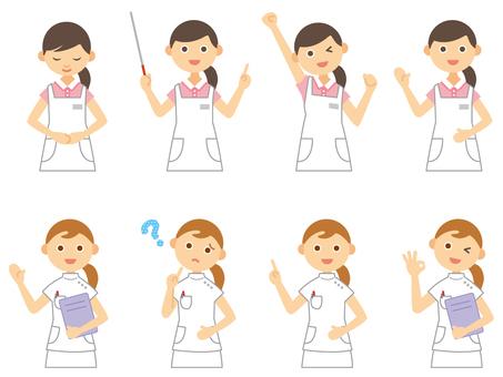 介護士_女性_2