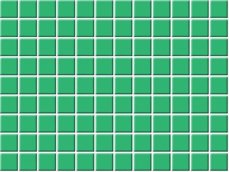 Tile (green)