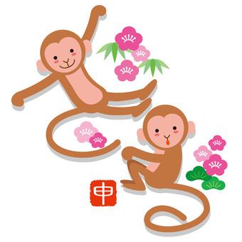 猴子表情符号
