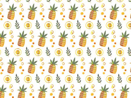 パイナップルレモン