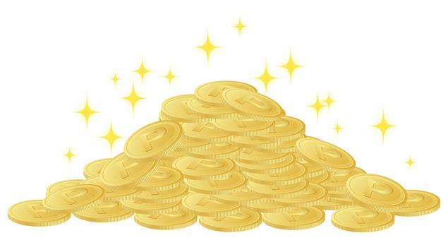 포인트 동전 03