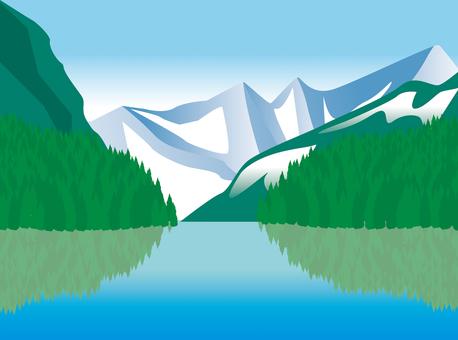 斯堪的納維亞湖泊
