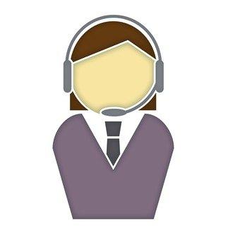 Women's person icon 2