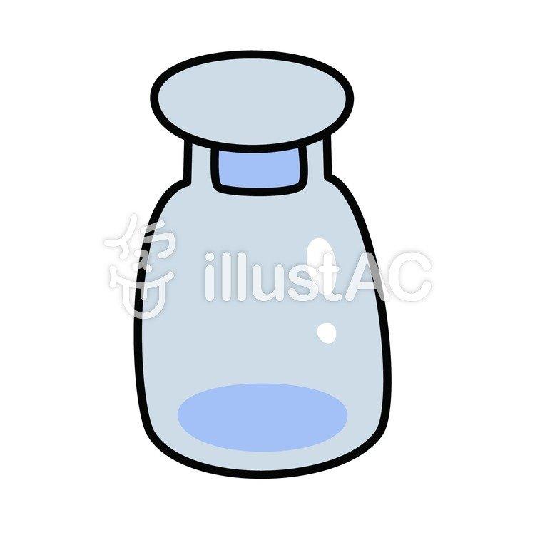 ガラス瓶イラスト No 402571無料イラストならイラストac