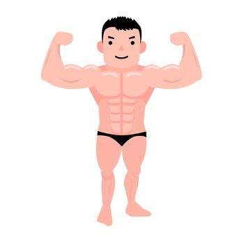 身體建設者1