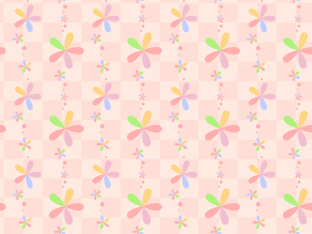 Floral Heart _ Pattern _ Colorful