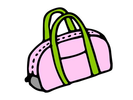 絵具セットの袋