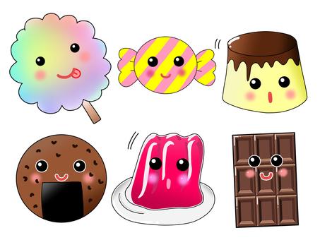 Assorted snacks 2
