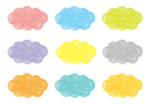 Title _ water color cloud 1