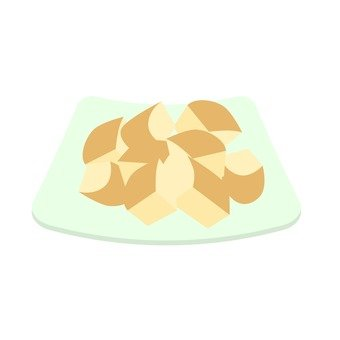 Bread for cheese fondue