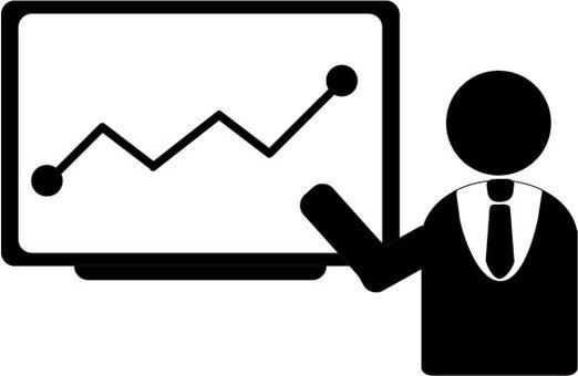 Person who makes a presentation