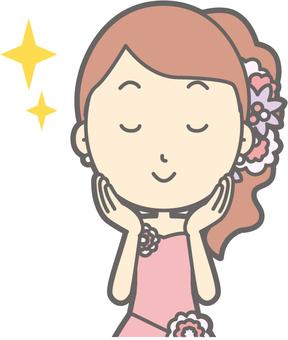 신부 핑크 - 스킨 케어 - 바스