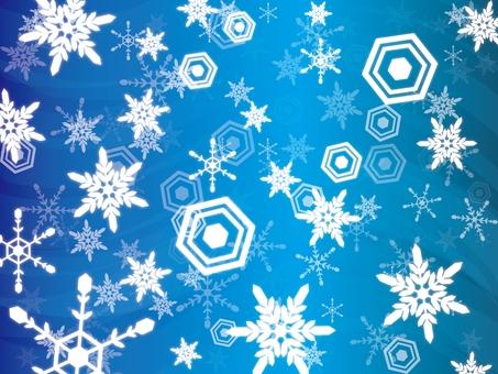 冬 背景 02