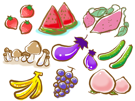 Seasonal Foods Part 1