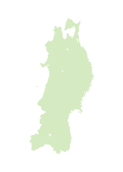 Dot Map Tohoku 1