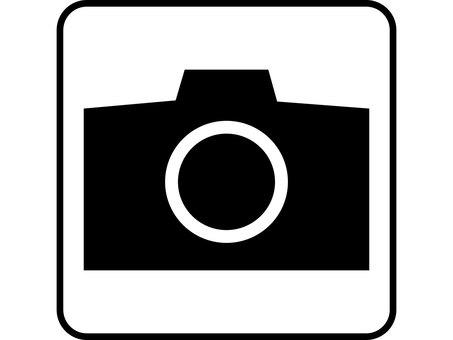 Design with camera frame
