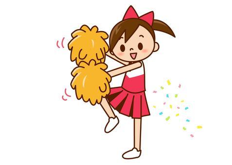 Cheerlead - Furifuri sideways