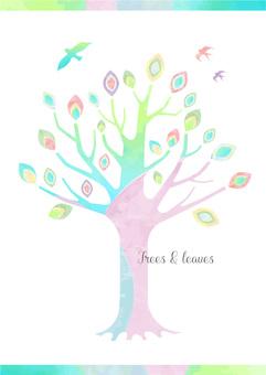 Tree illustration 4