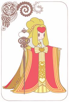 Heart's Queen