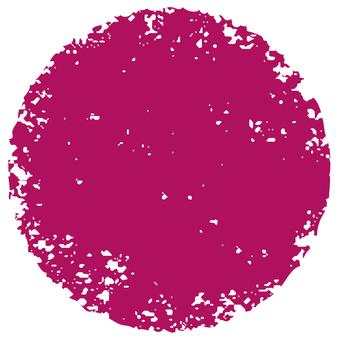 Stamp circle _ wine _ cs
