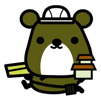 Bear carpenter
