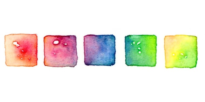 Water color bar
