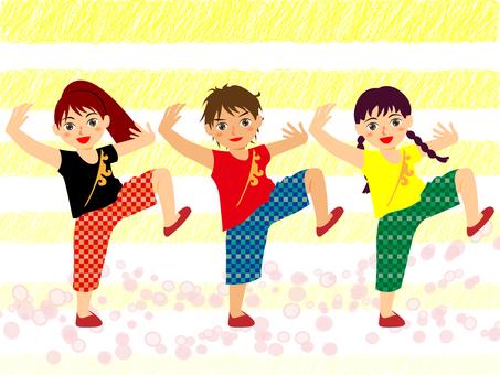 Танец (cs 2 ↓)