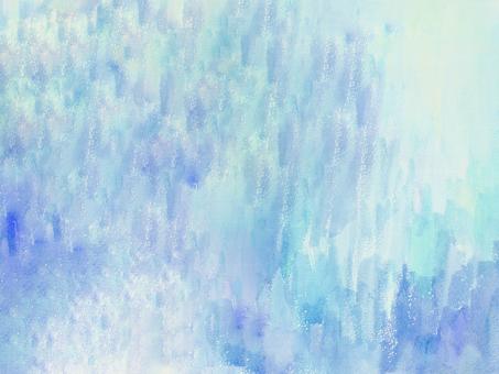 水彩苍白模糊背景蓝色
