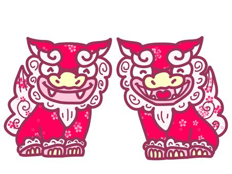 Shisa Sakura