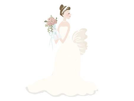 Women's wedding