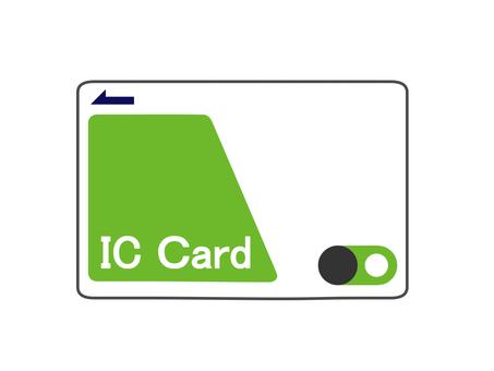 Traffic ic card