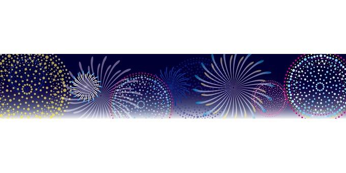 Fireworks (obi / title background)